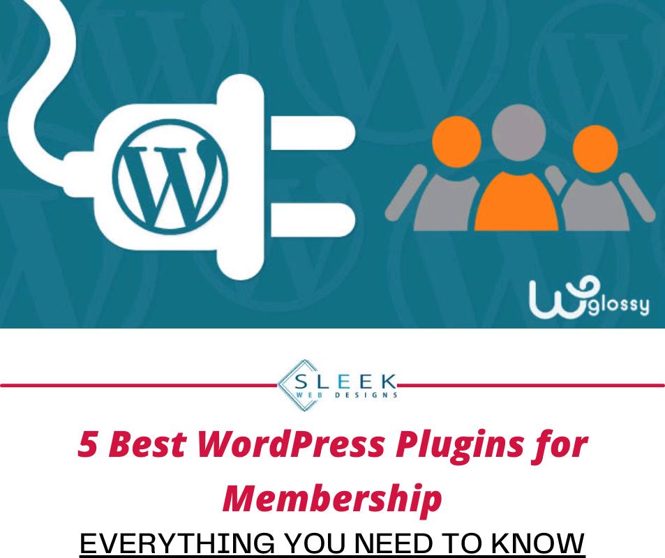 5 Best WordPress Plugins for Membership