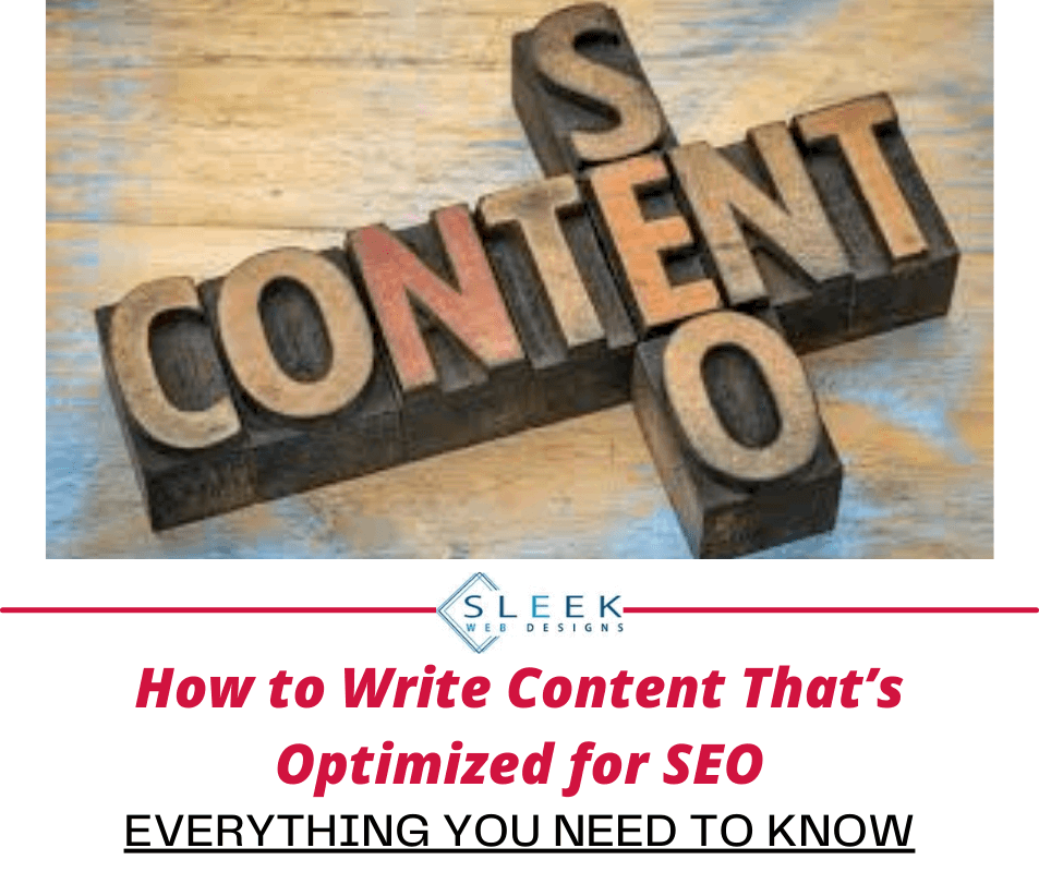 How to Write Content That's Optimized for Both Search Engines and Readers