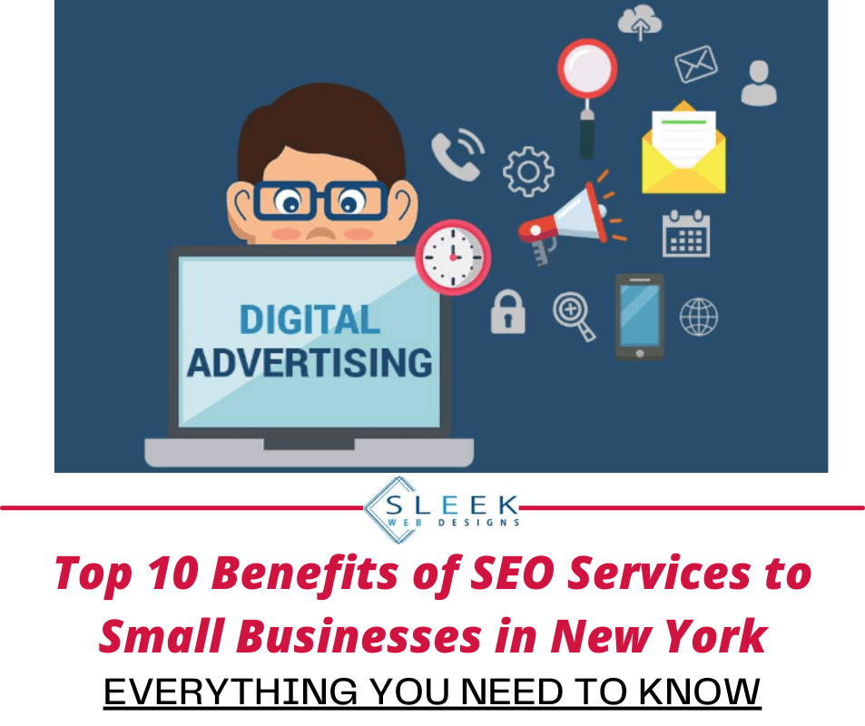Top 10 Benefits of SEO Services to Small Businesses in New York