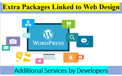 Extra Packages Linked to Web Design – Additional Services by Developers